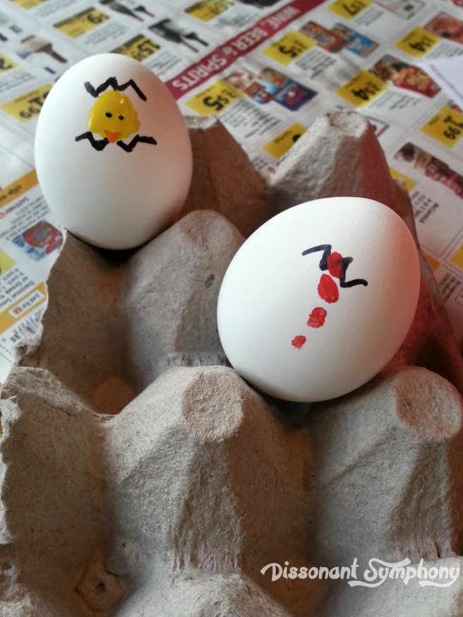 Fingerprint Eggs
