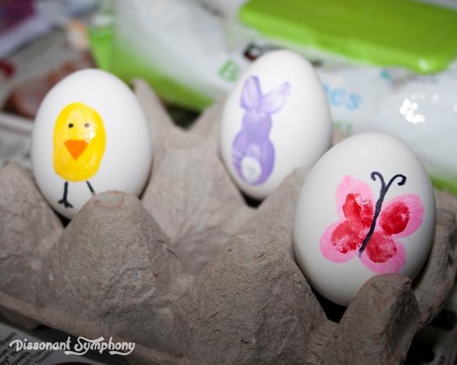Fingerprint Eggs