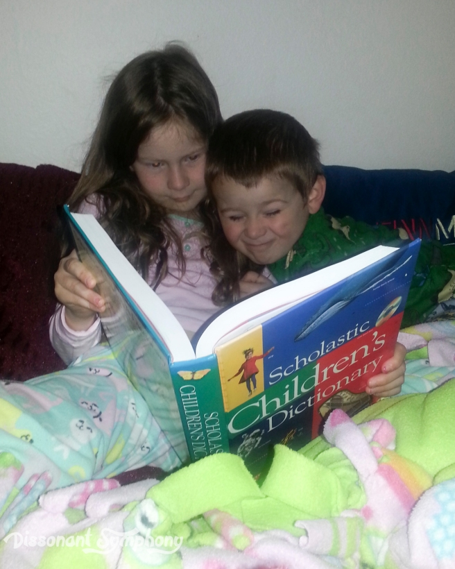 Reading Munchkins