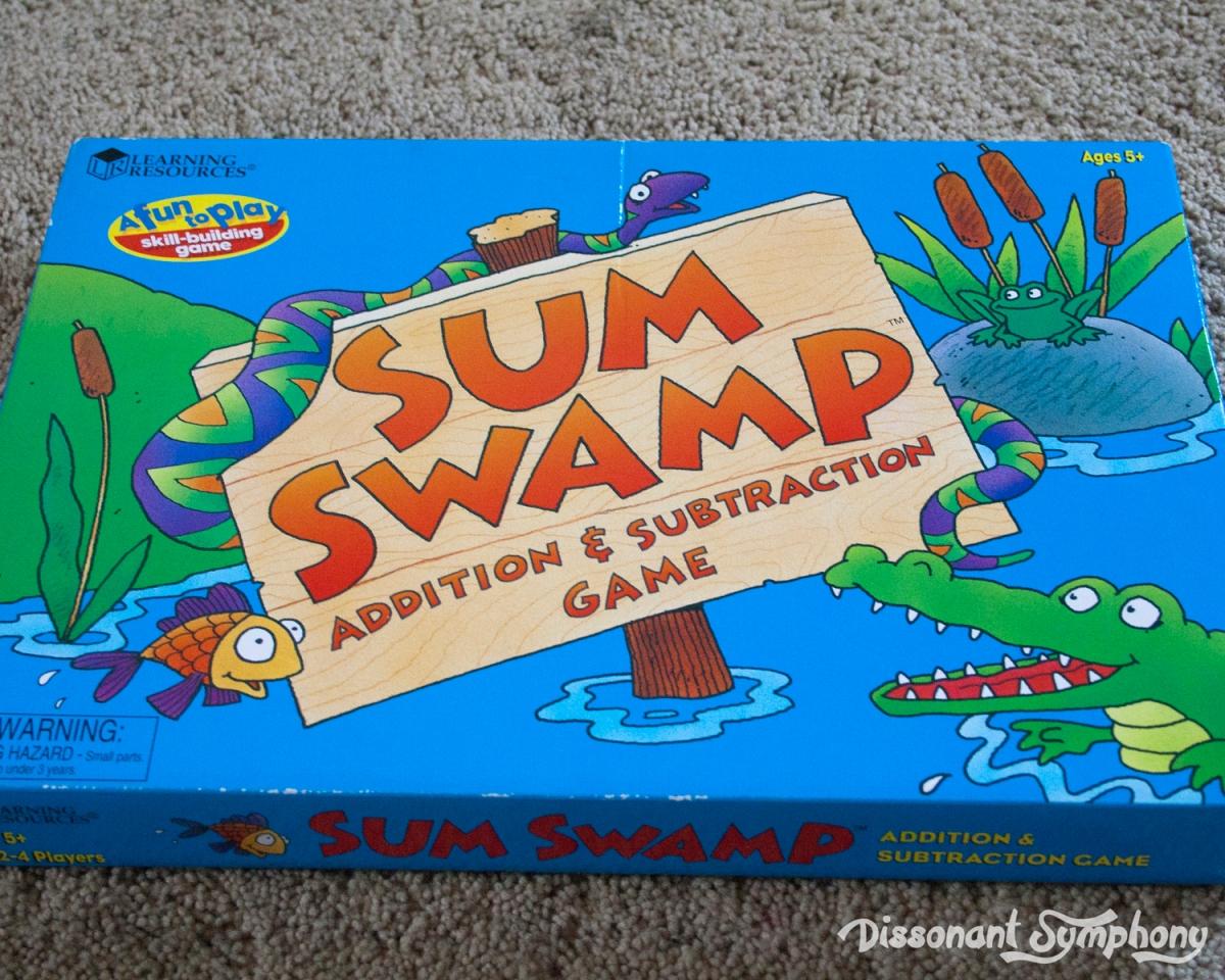 Math Game: Sum Swamp