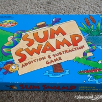 Math Game: Sum Swamp