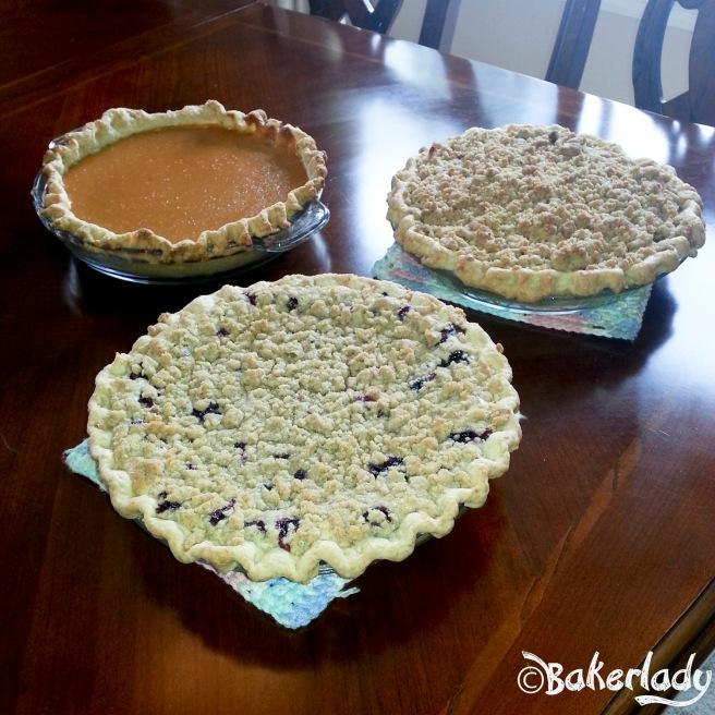 Pi Day - Bakerlady