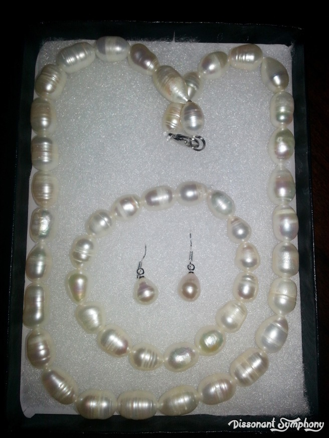 Heavenly Pearls