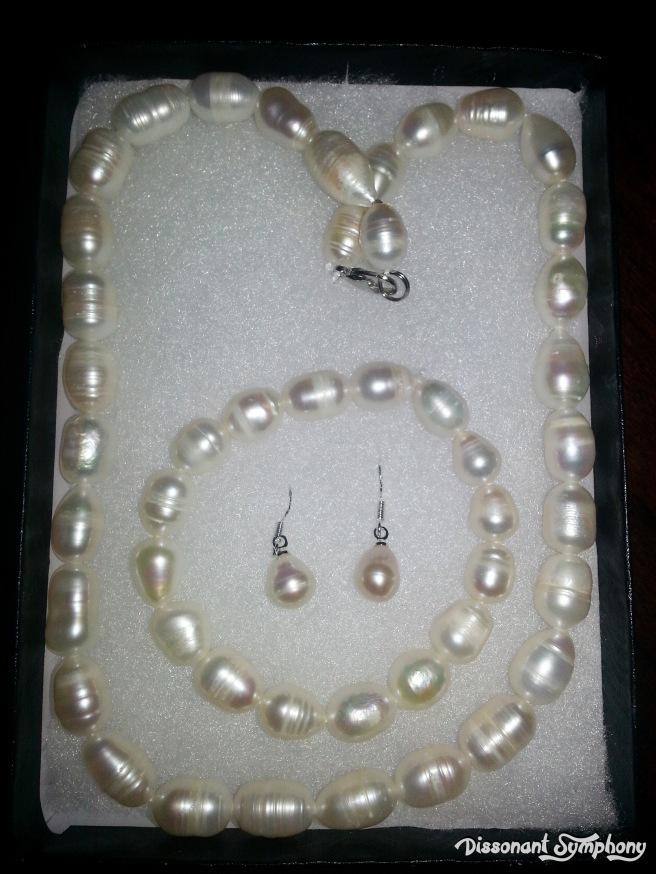 Heavenly Pearls